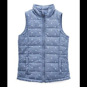 P.s. by Aeropostale Girls Puffer Vest